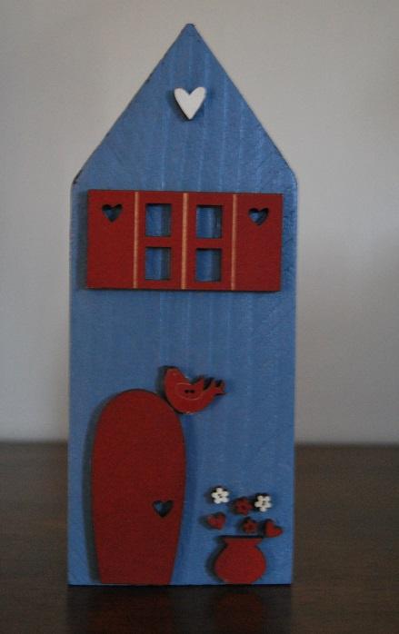 maison bleu deco bordeaux petite