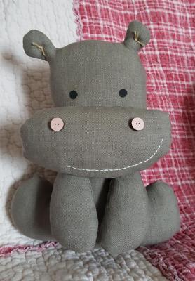 """Fiche TAMTAM """"le petit hippo"""""""