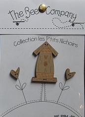 Collection ptit nichoir gm