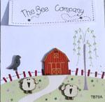 TB79A Ferme & moutons
