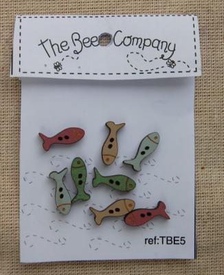 TBE5 Mini poissons