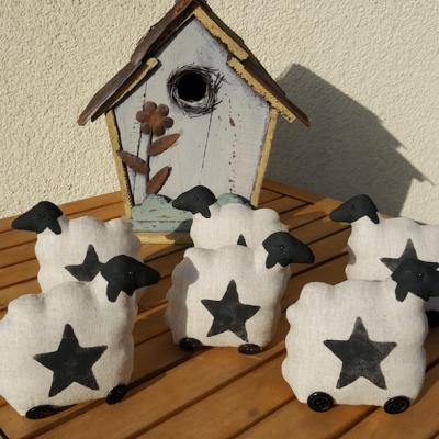 Mouton étoile