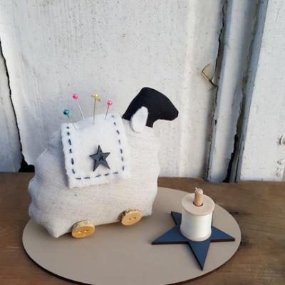 Kit Pique-aiguilles Mouton