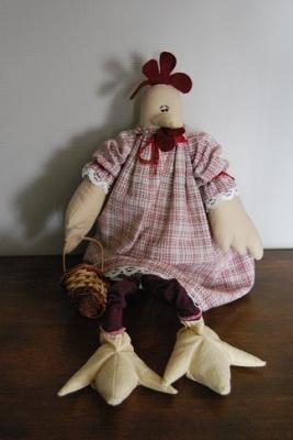 """Fiche Couture """"Ma poulette"""""""