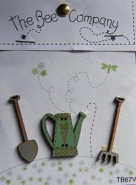 TB67V Outils de jardin vert