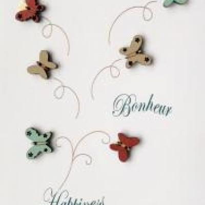 TB25B Buttons  Butterfly