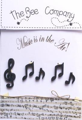 "TB2M Boutons ""Music in the air """