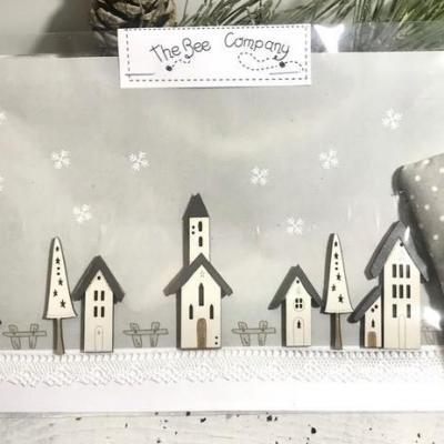 TBH8 winter village