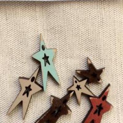 TE9 Mini étoiles d'automne